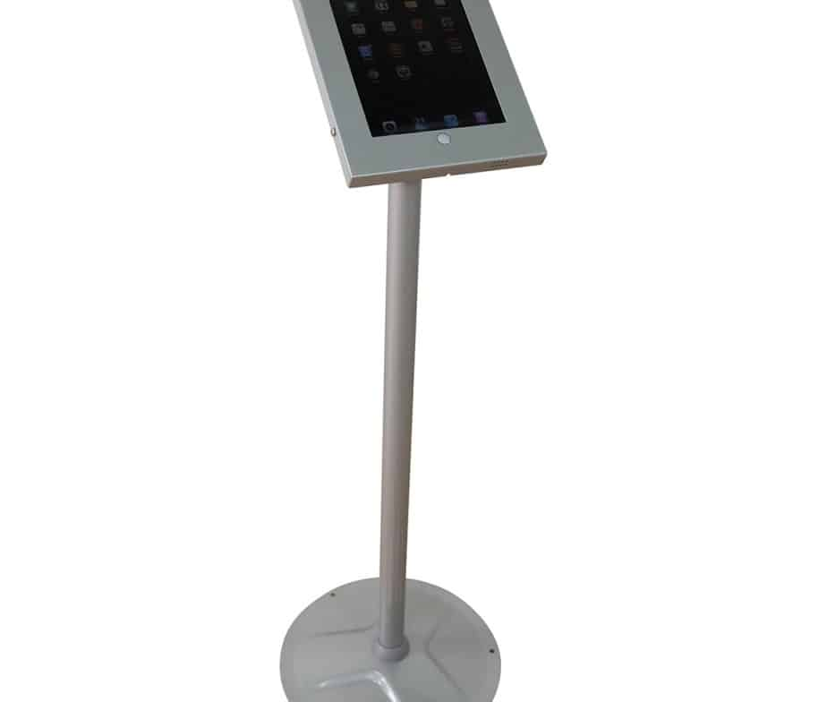 Trade Display Stands : Portable trade show ipad stand