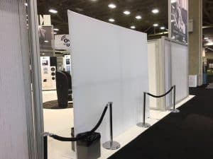 appledisplays trade show displays exhibits fabric graphics portable displays