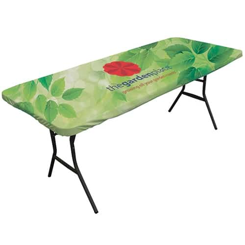 trade show displays fabric graphics portable exhibits banner stands table cover